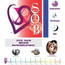 SOB XS - Pheromone Oil for Men (10ml)