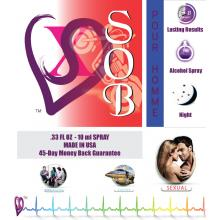 SOB XS - Pheromone Spray for Men