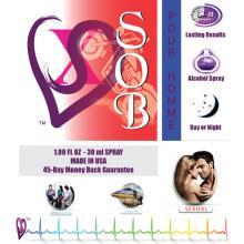 SOB XS - Pheromone Spray for Men (30ml)