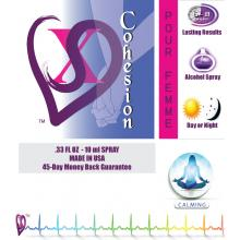 Cohesion/W XS - Pheromone Spray for Women