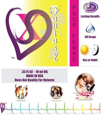 Fantasy XS - Pheromone Oil for Women