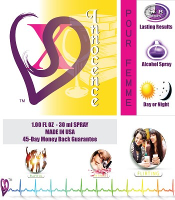 Innocence XS - Pheromone Spray for Women (30ml)
