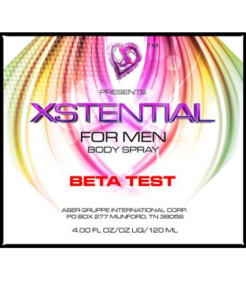 XStential Body Spray For Men