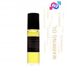 Warming Body Massage Oil (mini)