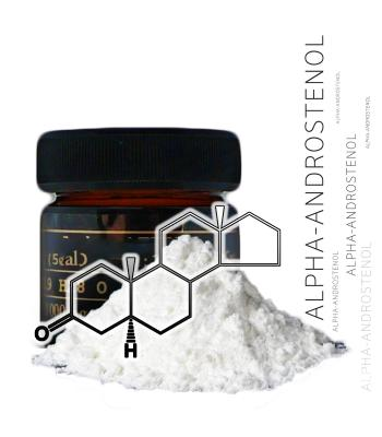 Alpha-Androstenol (ANOL) RAW
