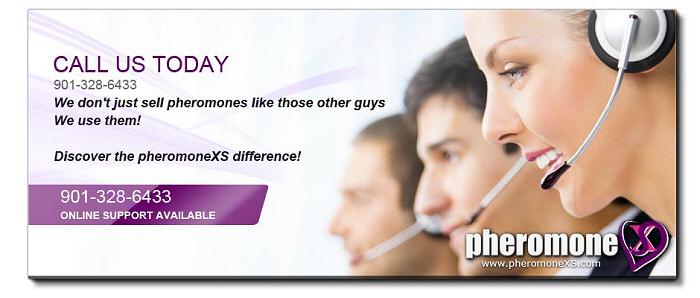 Pheromone Support